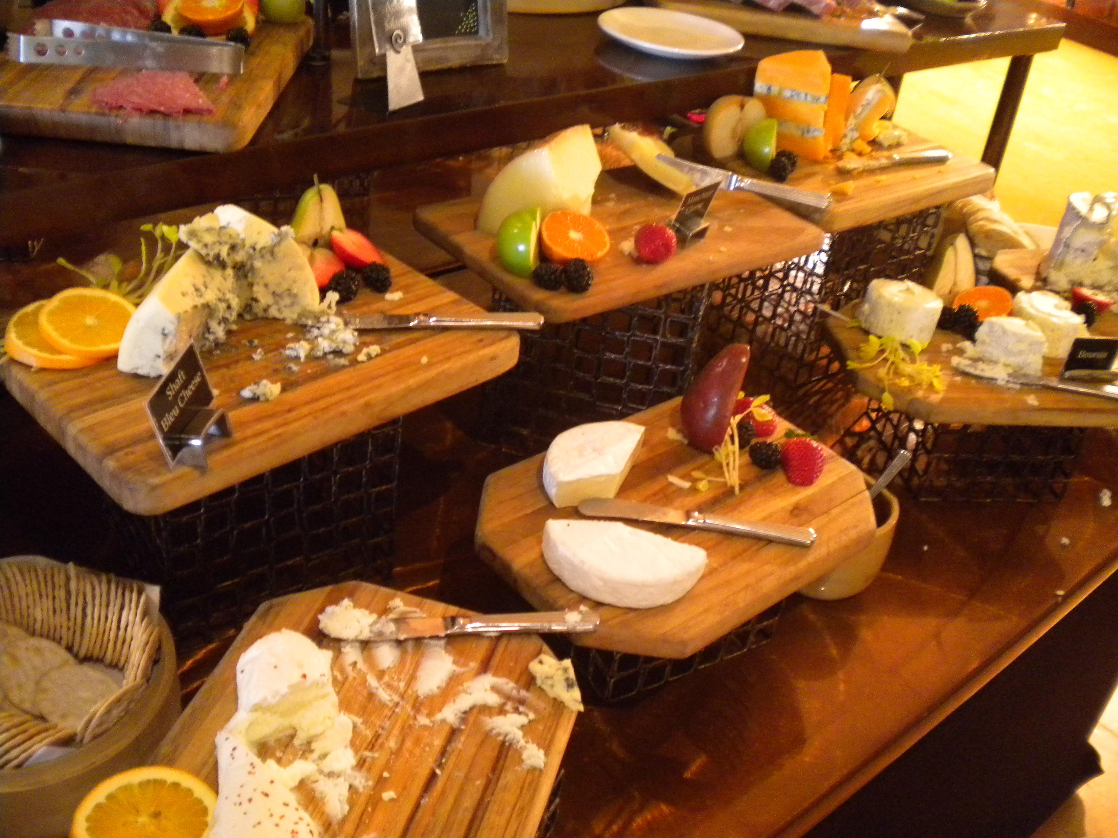 a wonderful new year s day buffet catalina kitchen at la terranea